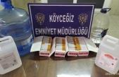 Muğla'da Sahte Alkol Üretip Satanlara Baskın Düzenlendi!
