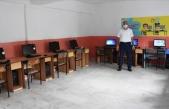"""Muğla'da Atıl Bilgisayarlar """"Reis Müdür""""ün Elinde Eğitime Kazandırılıyor"""