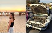 Bodrum'da 16 Yaşındaki Sürücünün Kullandığı Otomobil Takla Attı: 1 Ölü, 2 Yaralı