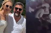 Ece Erken ve Eşi Bodrum'da 19 Bin Liralık Hesap Ödeyince Sandalyeler Havada Uçuştu!
