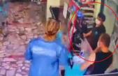 """""""Orkid Var"""" Diyen Market Çalışanı Saldırıya Uğradı"""