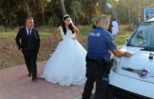 Düğün Günü Hayatlarının Şokudu Yaşadılar