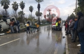 Dalaman'da Kontrolden Çıkan Araç Takla Attı!