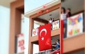 """Muğla'da Polis ve Jandarmadan """"23 Nisan"""" Konvoyu"""
