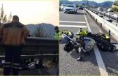 Marmaris'te Kontrolden Çıkan Motosiklet Refüje Çarptı: 2 Arkadaş Hayatını Kaybetti