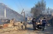 Alevlere Esir Olan Manavgat'ta, 82 Yaşındaki Bir Vatandaşımız Hayatını Kaybetti