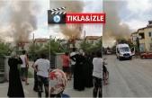 Ortaca'daki Bir Evde Çıkan Yangın Korkuttu! 1 Yaralı