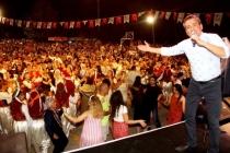 FETHİYE'DE KİRAZ FESTİVALİ COŞKUSU
