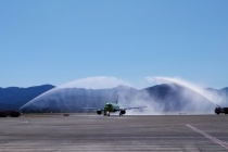 S7 AIRLINES DALAMAN'A İLK UÇUŞUNU YAPTI