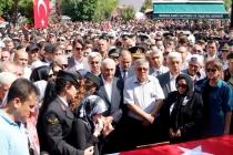 DALAMAN'DA ŞEHİT ÜSTTEĞMENİ ON BİNLER UĞURLADI