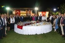 ESENGÜL CİVELEK'TEN 30 AĞUSTOS ZAFER BAYRAMI RESEPSİYONU