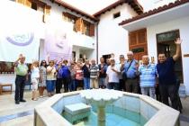MUĞLA'DA NİLÜFER CANER 100 YAŞ EVİ YÜZLERİ GÜLDÜRÜYOR