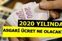 2020 Asgari Ücret Ne Kadar? İlk Toplantı 2 Aralıkta!