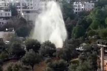 Bodrum'daki Patlama Panik Yarattı!