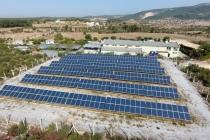 Büyükşehir Tesislerinde Güneş Enerjisi Devrimi