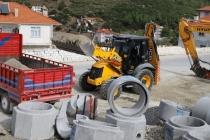 Kavaklıdere'de Tamamlanan Kanalizasyon Hattı 2 Bin Metre