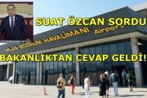 Milas-Bodrum Havalimanı Ana Pisti Hakkında Yeni Gelişme!