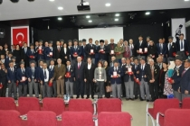 52 Kıbrıs Gazisine Milli Mücadele Madalyası Verildi