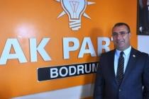 AK Parti Bodrum İlçe Başkanı Ömer Özmen İstifa Etti!