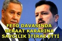 Bülent Arınç'a Damat Şoku: FETÖ'den Beraatına İtiraz!