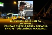 Dalaman'da Yaşanan Lunapark Cinayetinde 3 Kişi Tutuklandı