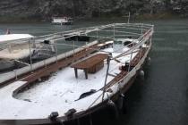 Dalyan'da Fırtına Teknelere Zarar Verdi