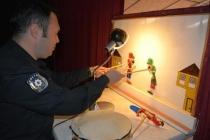 Datça'da Hacivat-Karagöz ile Trafik Eğitimi