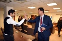 Başkan Karaca: Engelli Personele Bir Maaş İkramiye