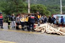 Fethiye'de Traktör Kazası: 1 Ölü 1 Yaralı!