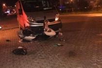 Fethiye'deki Motor Kazasında 1 Kişi Ağır Yaralandı!