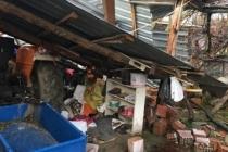 Fırtına Milas'ta Büyük Hasara Yol Açtı