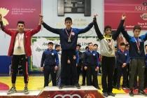 İmam Hatip Liseleri Güreş Şampiyonası'na Muğla Damga Vurdu