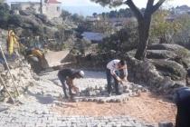 Kıbrıs Gazisi'nin Yol Sorunu Çözüldü
