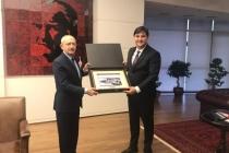 Kılıçdaroğlu ve Torun'dan Başkan Alim Karaca'ya Sıcak Karşılama