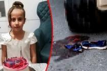 Küçük Aylin'e Çarpan Kamyon Sürücüsü Serbest Bırakıldı!