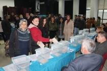 Milas'ta Ak Parti Delegeleri Belli Oldu
