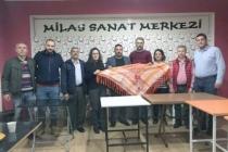 """Milas'ta İki Kültür Derneği """"Kardeş"""" Oldu"""