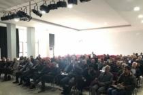 Milas'ta Tarımsal Destekler için Bilgilendirme Toplantısı Yapıldı