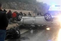 Muğla'da Kaza! Yaralılar Var!