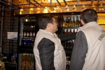 Muğla'da Kötekli Mahallesinde Alkol Denetimi