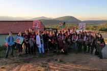 Muğla Geçici Hayvan Bakımevi Kampüs Patileri'ni Ağırladı