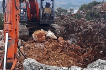 Ormanda Tarihi Eser Ararken Suçüstü Yakalandılar