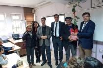 Prof.Dr. İbrahim Kuşçu Çocuklara Seminer Verdi