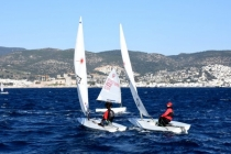 1.Mandalin Kupası Yelken Yarışları Sona Erdi