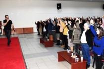 AA Yönetim Kurulu Üyesi Şaban Kızıldağ Muğla'da Konferans Verdi