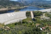 Akgedik Barajı'ndan İçme Suyu Alınmak Üzere