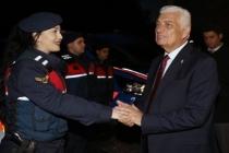 Başkan Gürün Görevli Personelin Yeni Yılını Kutladı