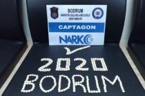 Bodrum'da Firari Suçlu Uyuşturucu İle Yakalandı!