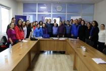 Büyükşehir'in Çağrı Merkezi Personeline İletişim Eğitimi