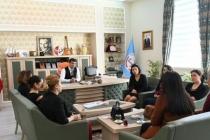 'Kitabım Kütüphanen Olsun' Projesi İçin Tanıtım Ziyareti